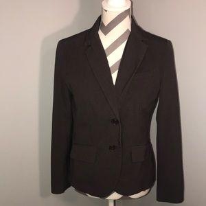 New York & Comp. dark brown blazer size 6